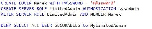 SQL 2014 01
